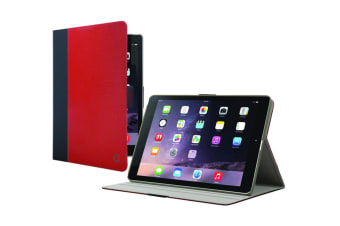 "Cygnett TekView Slimline Case Slim Case for iPad Air 2019 & iPad Pro 10.5"" 2019 - Red (CY2155TEKVI)"