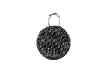 Mini Bluetooth Speaker Portable Subwoofer Sound for Outdoor Sports  SILVER GREY