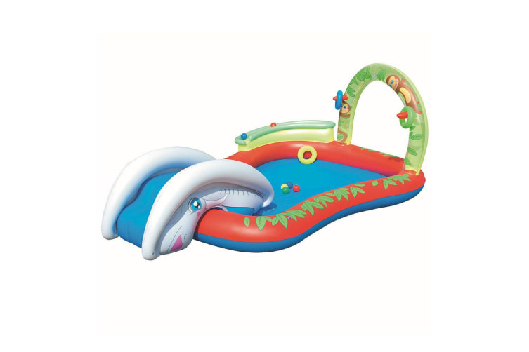 Kids Interactive Water Blow-up Play Pool