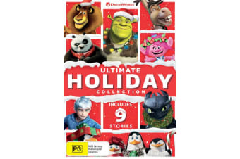 Dreamworks Ultimate Holiday Collection DVD Region 4