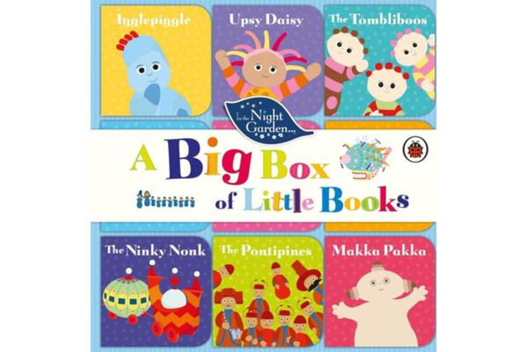 In the Night Garden - A Big Box of Little Books