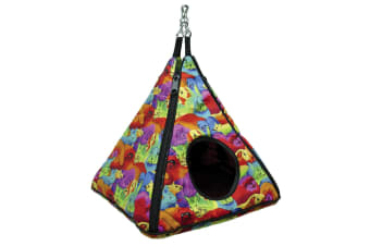 Interpet Limited Superpet Hanging Sleep-E-Tent (Multicoloured)