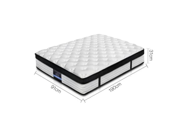 Giselle Bedding Euro Top Mattress (Single)