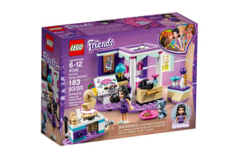 LEGO FRIENDS Emma's Deluxe Bedroom - 41342