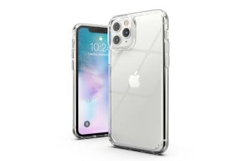 VERTECH Ultra Hybrid Shockproof Slim Hard Cover for iPhone 11 Pro-Clear