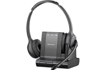 Plantronics Savi W720 Binaural Over-the-head Wireless Headset