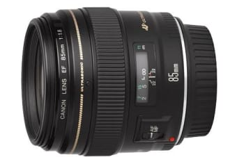 New Canon EF 85mm 85 mm f/1.8 F1.8 USM Lens (FREE DELIVERY + 1 YEAR AU WARRANTY)