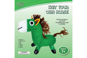 Knit Your Own Horse
