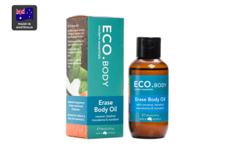 ECO. Erase Body Oil with Coconut, Lavender Oil & Vitamin E (95mL)