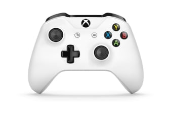 Xbox One Wireless Controller (White)