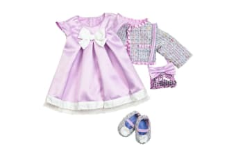 Our Generation The Need To Tweed Doll Clothes