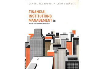Financial Institutions Management - A risk management approach