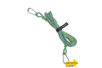 JetPilot Tow Rope - Blue/Lime