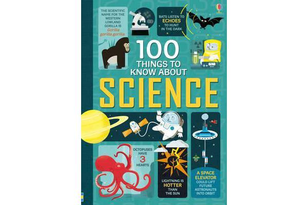 Image of 100 Things to Know About Science