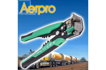 Aerpro Automatic Cable Wire Stripper & Crimping Crimper Tool Stripping New Ws024