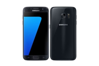 Samsung Galaxy S7 Dual SIM (32GB, Black) - Pre-owned