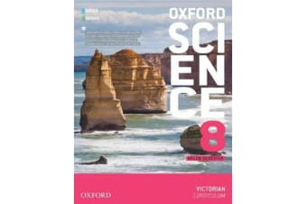 Oxford Science 8 Victorian Curriculum Student book + obook assess