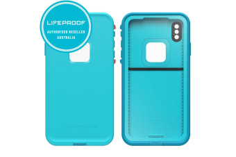 LifeProof Fre Dropproof Case/Waterproof Cover for Apple iPhone Xs Max Boosted
