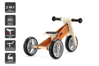 Kogan 2-in-1 Trike & Balance Bike