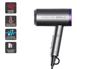 Estelle Ultrasonic Ceramic Hair Dryer