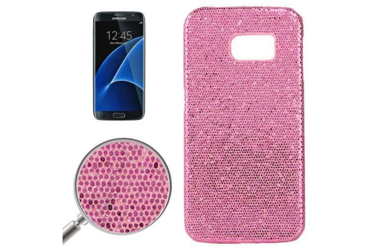 For Samsung Galaxy S7 EDGE Case Modern Flash Durable Shielding Cover Watery Red