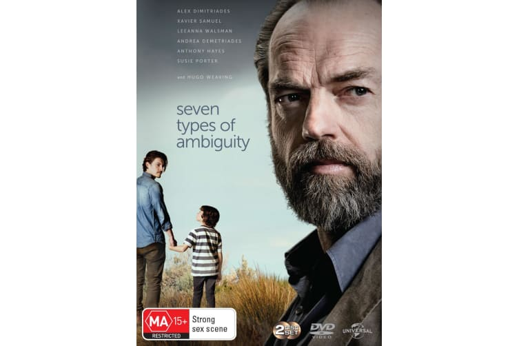 Seven Types of Ambiguity Season 1 DVD Region 4