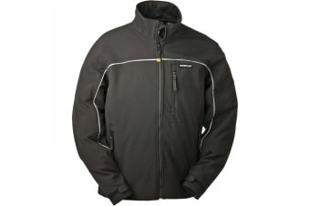 CAT C440 SOFT SHELL JACKET / Mens Jackets (Black)
