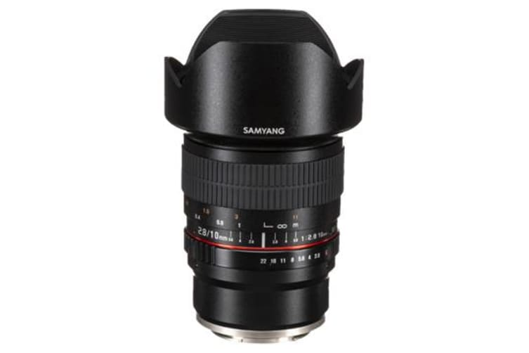 New Samyang 10mm f/2.8 ED AS NCS CS Lens for Sony E (FREE DELIVERY + 1 YEAR AU WARRANTY)