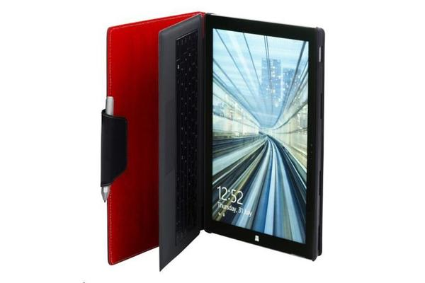 NVS Surface Pro 4 Folio Stand - Red