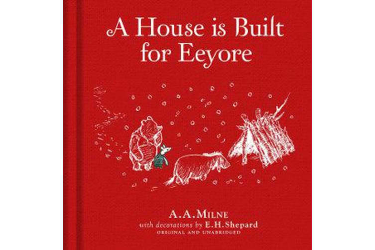 Winnie-the-Pooh - A House is Built for Eeyore
