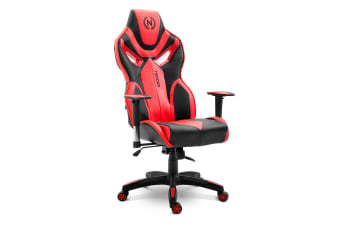 High Back Gaming Office Chair Racing Recliner Computer Seat w/ 13cm Thick Seat