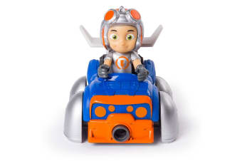 Rusty Rivets Rusty Build Pack Flying Rusty Kart