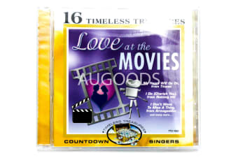Love At The Movies (Countdown Singers) BRAND NEW SEALED MUSIC ALBUM CD