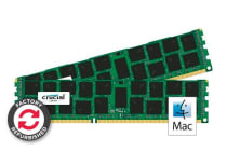 Crucial 32GB Kit (16GBx2) DDR3-1866 ECC RDIMM Memory for Mac - Refurbished