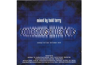 Various  - Contagious Killer Cuts - Compilation Volume One MUSIC CD NEW SEALED
