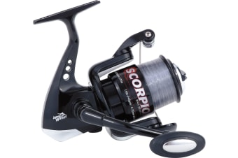 JW Scorpion GT3 1BB Reel - GT 750