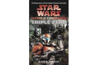 Triple Zero - Star Wars Legends (Republic Commando)