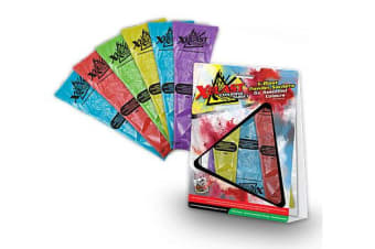 X- Blast 6 Pack Powder Refills