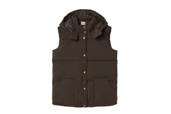 FatFace Womens/Ladies Gemma Gilet (Charcoal)