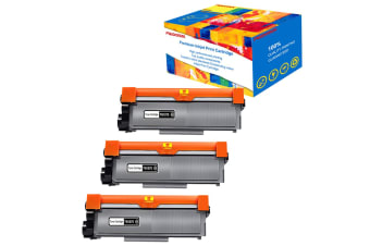 3pc Generic TN1070 Toner for Brother HL 1110, DCP 1510, MFC 1810, 1500pgs