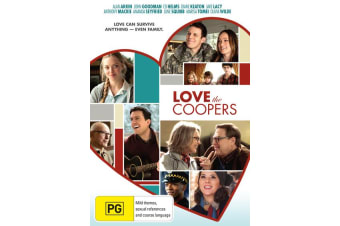 Christmas With the Coopers DVD Region 4