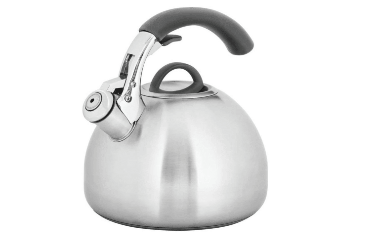 Avanti Varese 2.5L Stainless Steel Whistling Kettle Kitchen Stove Top Induction