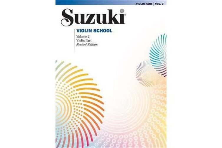 Suzuki Violin School: v.2 - Violin Part