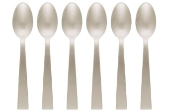 Tablekraft Alexis Dessert Spoons Set of 6