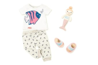 Our Generation Seaside Sleepover Doll Clothes