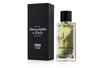 Abercrombie & Fitch Fierce Eau De Cologne Spray 50ml