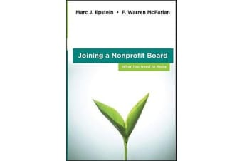 Joining a Nonprofit Board - What You Need to Know