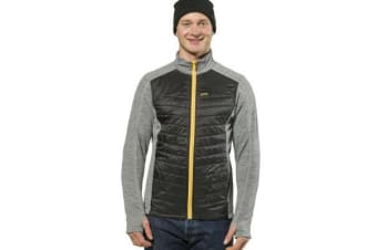 XTM Adult Male Snow Jackets Back Country Mens Jacket Light Grey