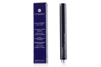 By Terry Stylo Expert Click Stick Hybrid Foundation Concealer - # 1 Rosy Light 1g
