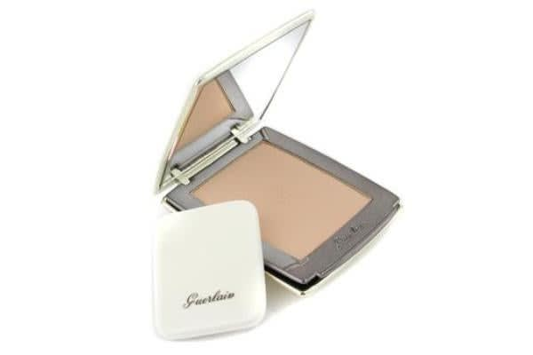 Guerlain Parure Compact Foundation with Crystal Pearls SPF20 - # 02 Beige Exquis (9g/0.31oz)